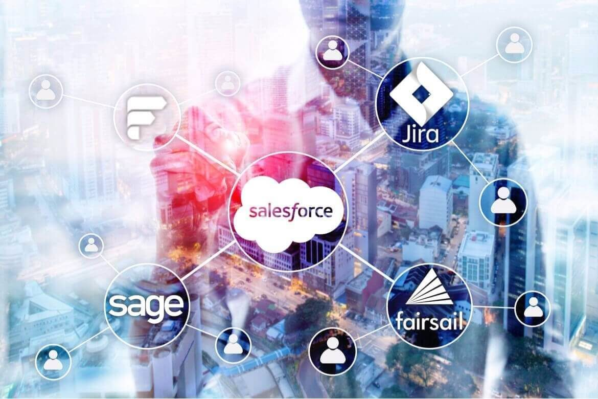 salesforce sage jira integration